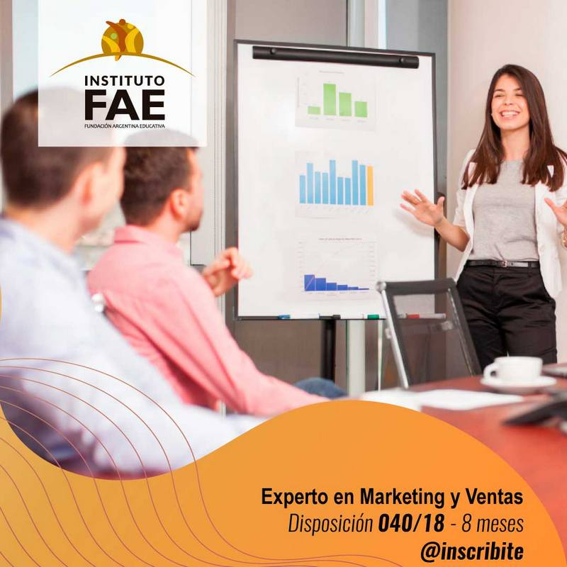 Experto en marketing y ventas